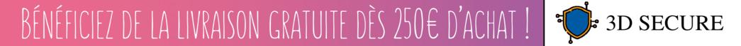 Bénéficiez de la livraison gratuite dès 250€ d'achat | ComptoirDuVolet
